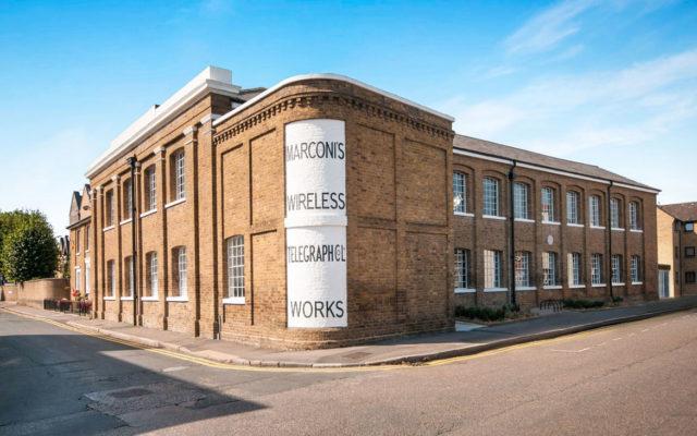 Marconi Radio Factory, Chelmsford, CM2
